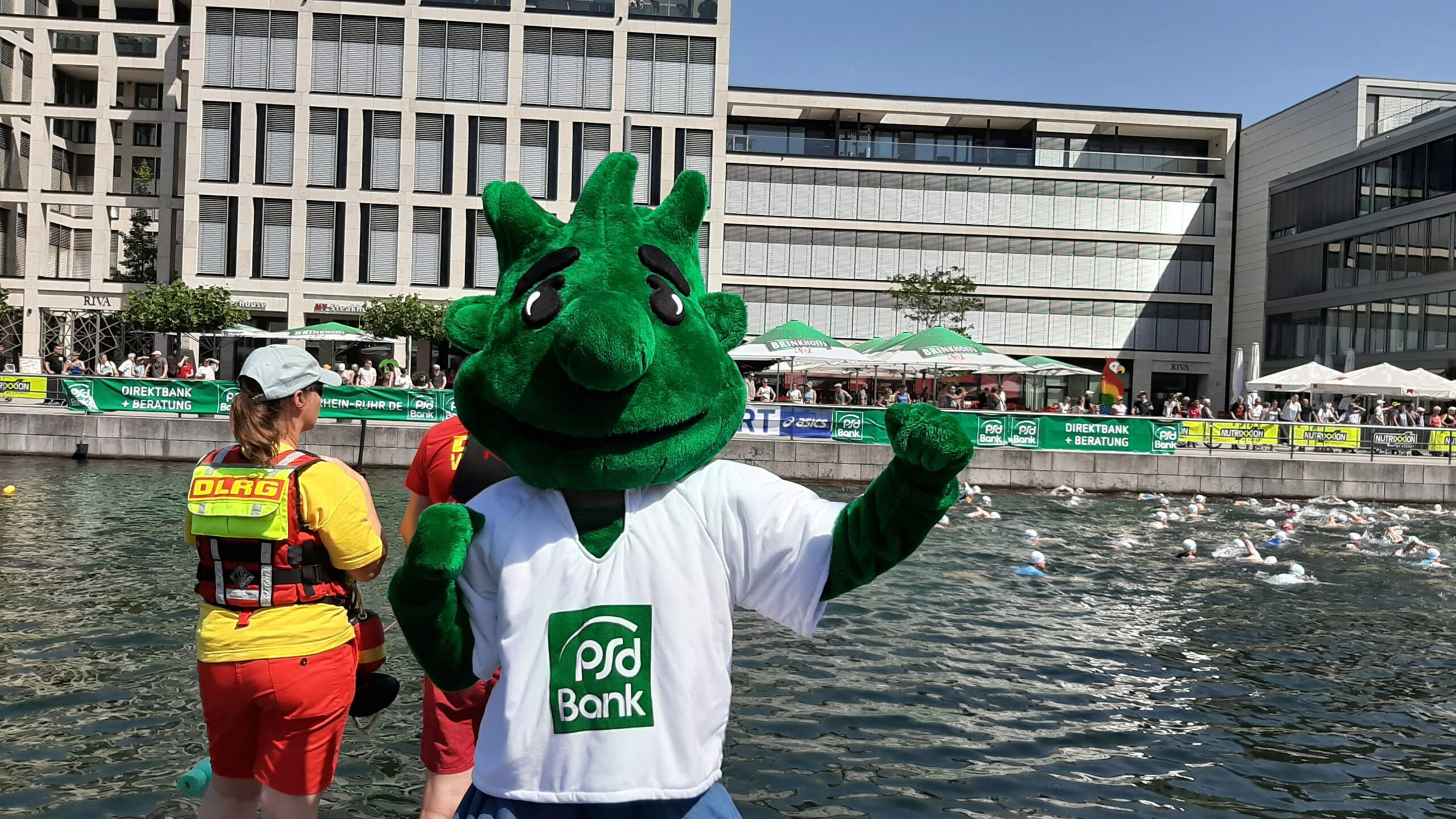 Paracyling Weltmeister Hans-Peter Durst startet in Dortmund